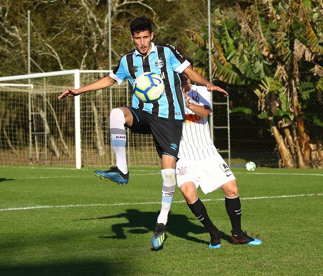 Brasileiro Sub-20 - Grêmio 2 x 0 Corinthians
