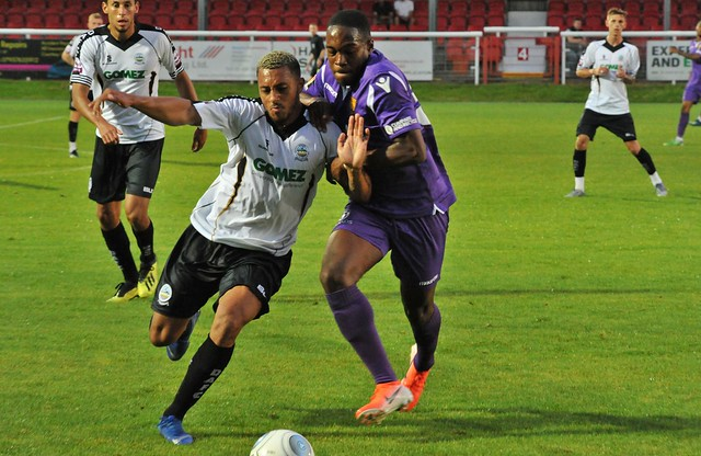 P:SF: Dover Athletic 3-0 Maidstone United