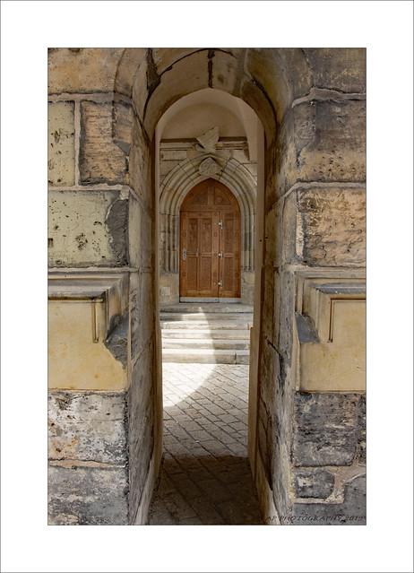 St Vitus Side Door