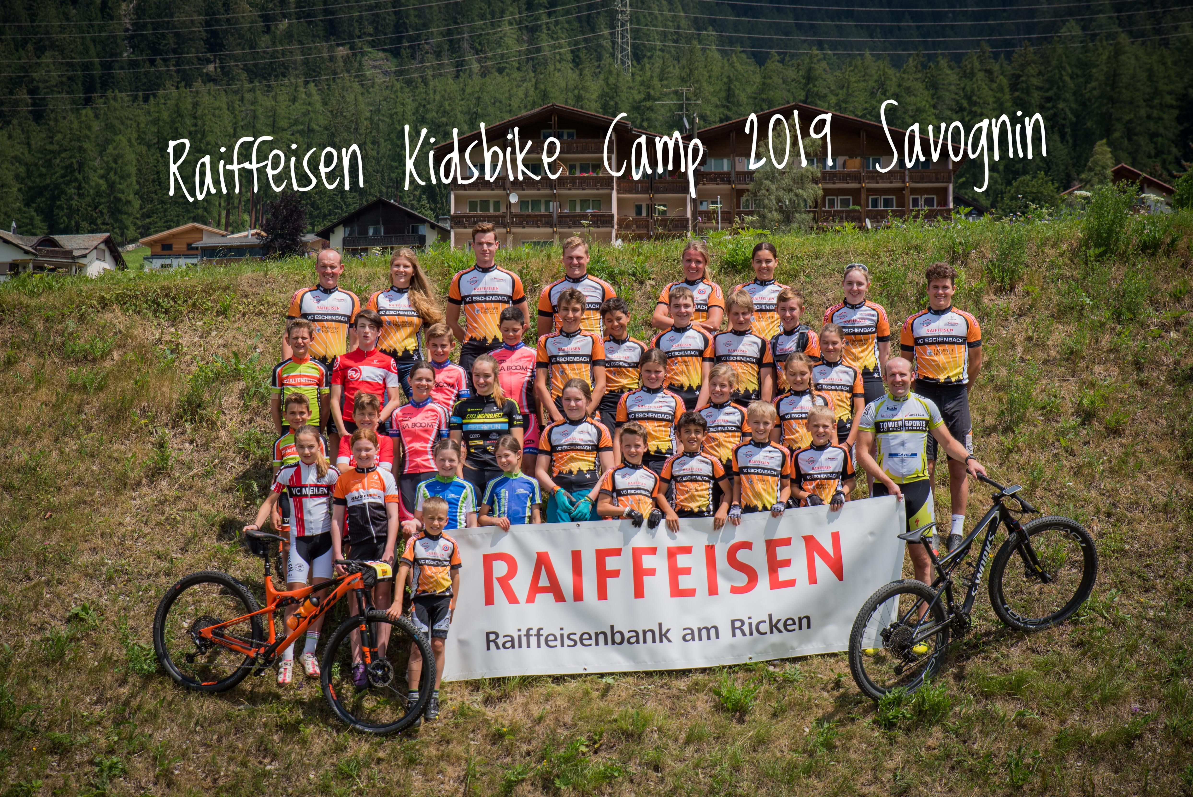 2019.07.15 Kidsbike Camp Savognin