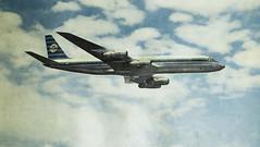 1967 - KLM (Douglas DC-8)