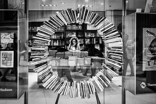The Lady in the Book Shop
