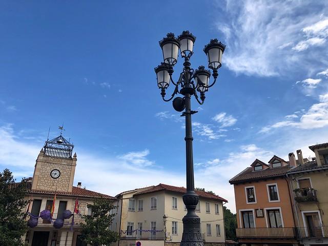 Plaza del Coso en Brihuega (¿Qué ver en Brihuega?)