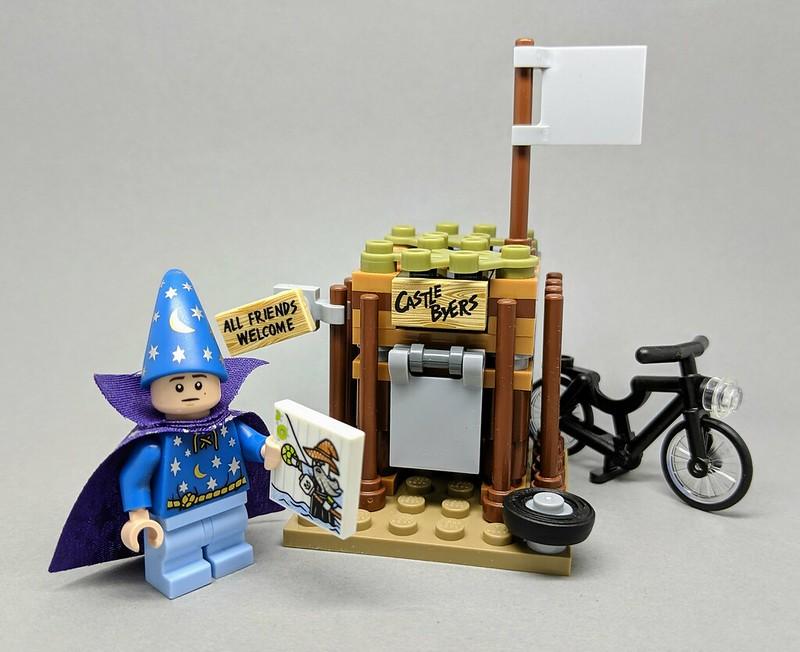 LEGO Stranger Things C&S