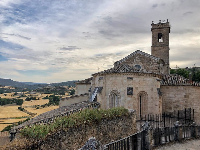 Iglesia de Santa María de la Peña en Brihuega (Guía de Brihuega)