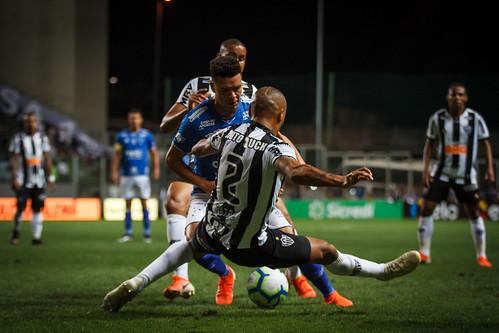 Atlético-MG x Cruzeiro 17/07/2019