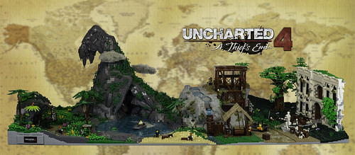 Uncharted 4: Libertalia | by General JJ