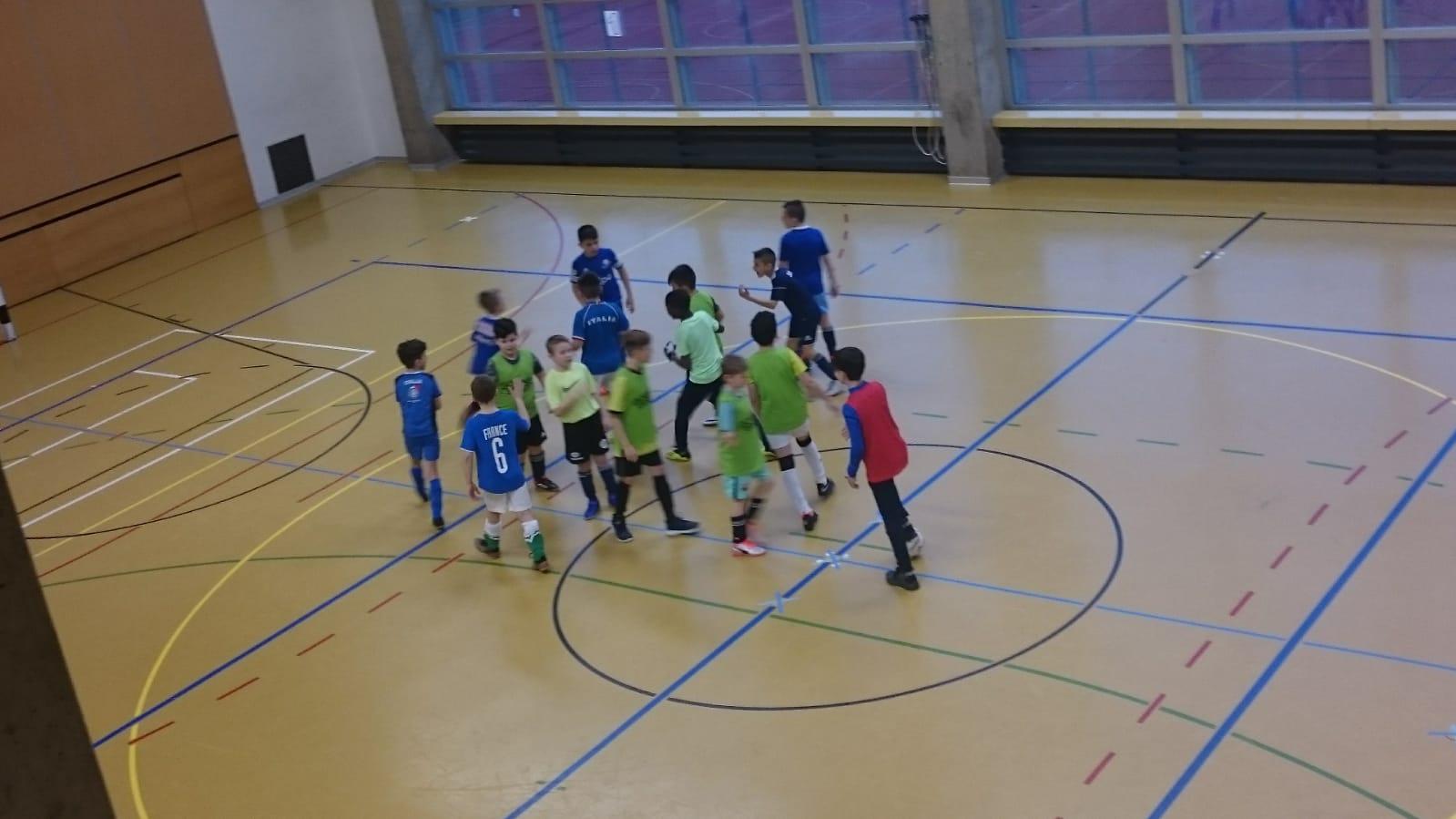 4. Club-WM F-E-Junioren 2019