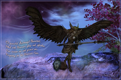 Barachiel Warrior Angel