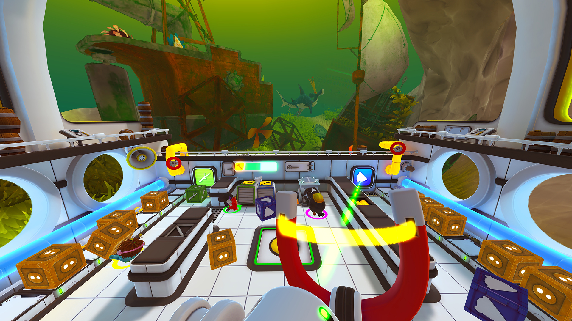 The Angry Birds Movie 2 Game Surfaces for PS VR August 6