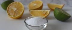Benefits and damage of lemon salt