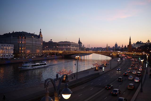 Moscow, Nemtsov bridge