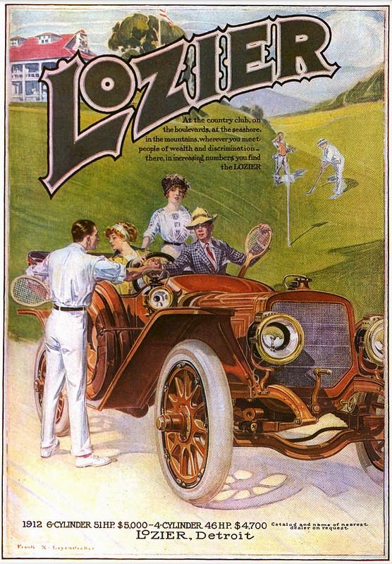 1912 Lozier