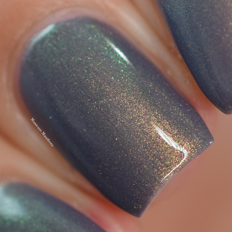 Bees Knees Lacquer Arachne swatch