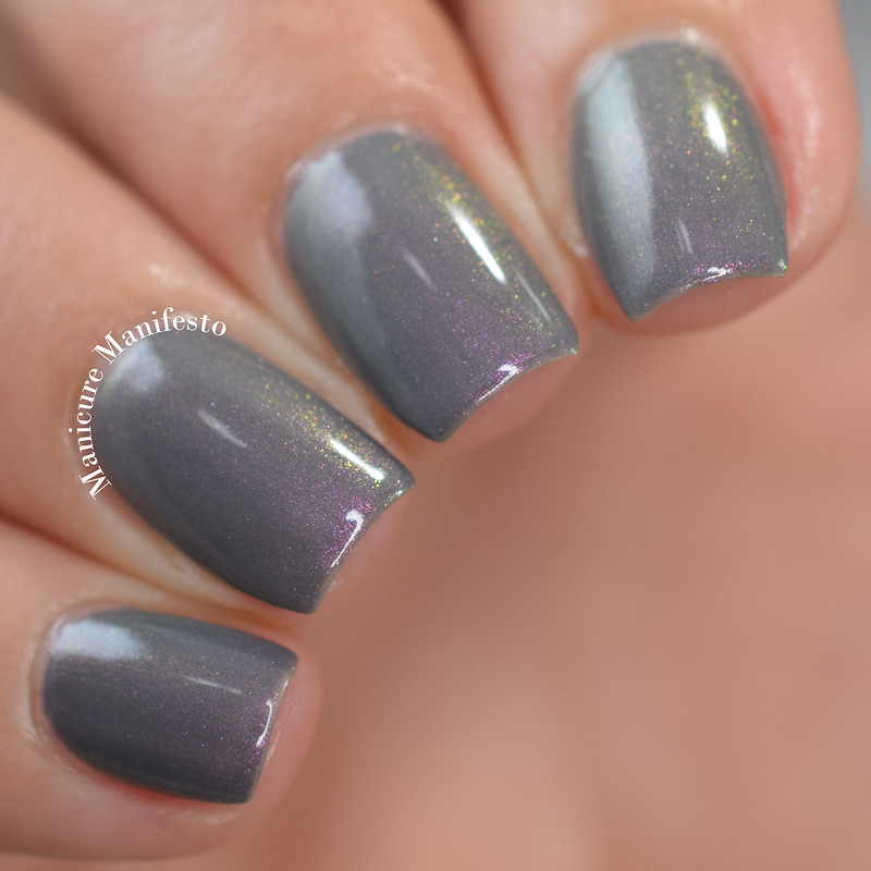 Bees Knees Lacquer Hell Hounds review