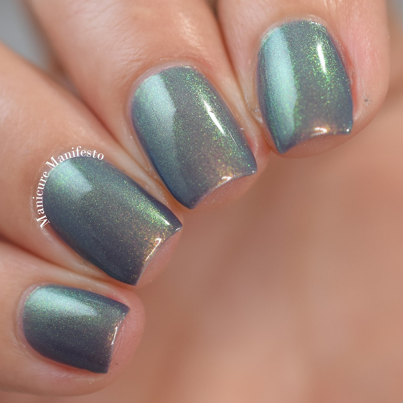 Bees Knees Lacquer Arachne review