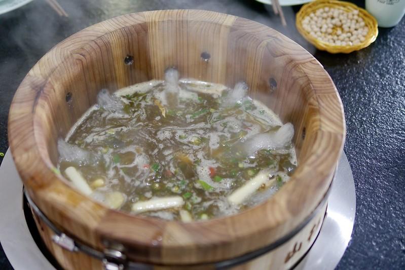 特色木桶魚  重慶