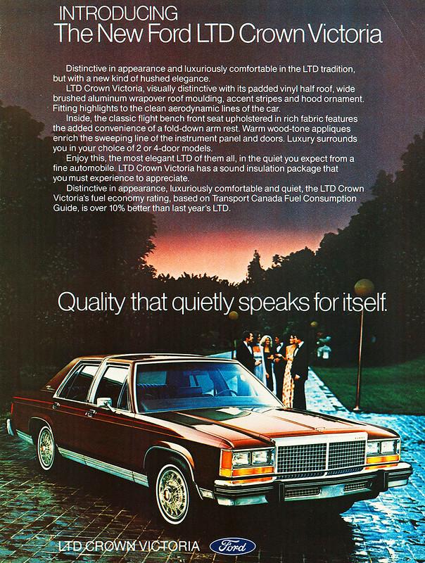 1980 Ford LTD Crown Victoria