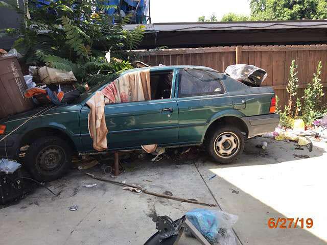 junk car pick up pasadena ca