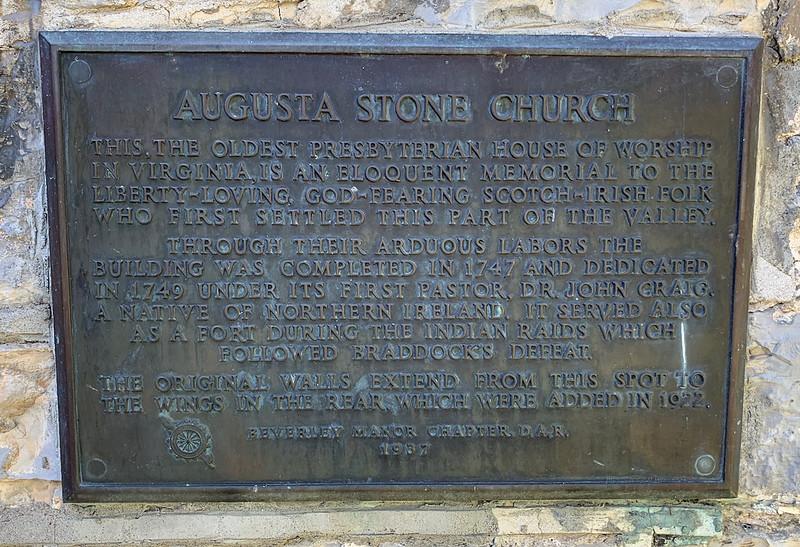 Augusta Stone Church