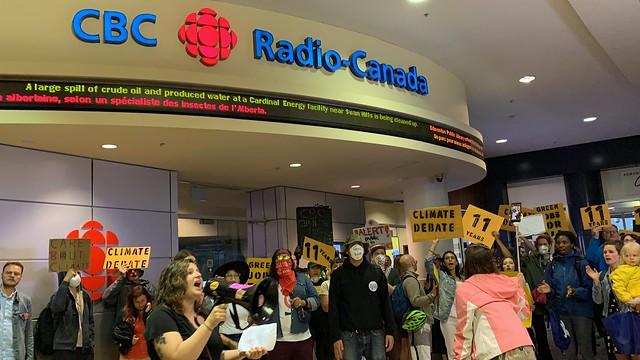 Edmonton Calls on the CBC to Change the Debate