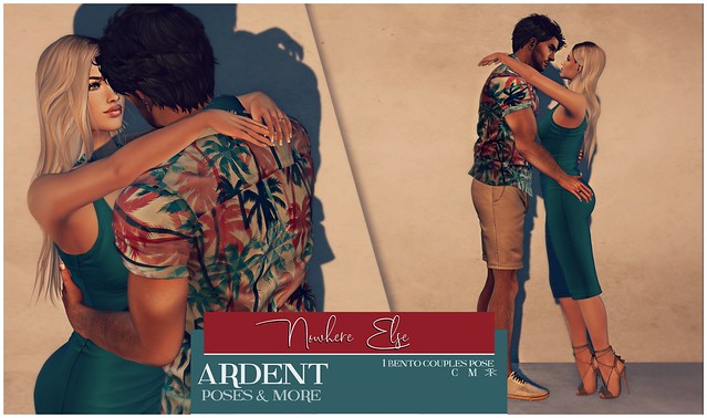 Ardent Poses - Nowhere Else AD