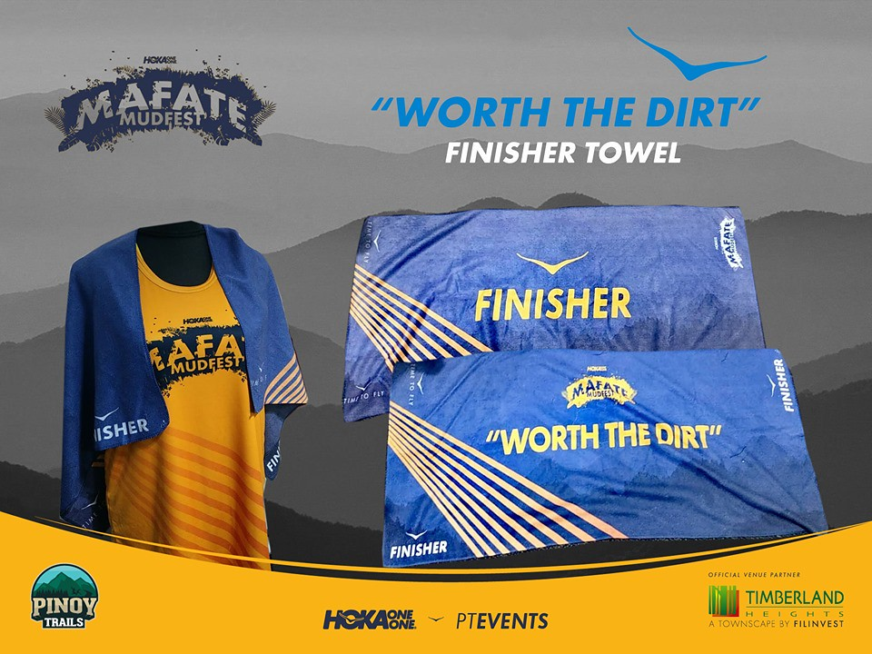 Finisher Towel