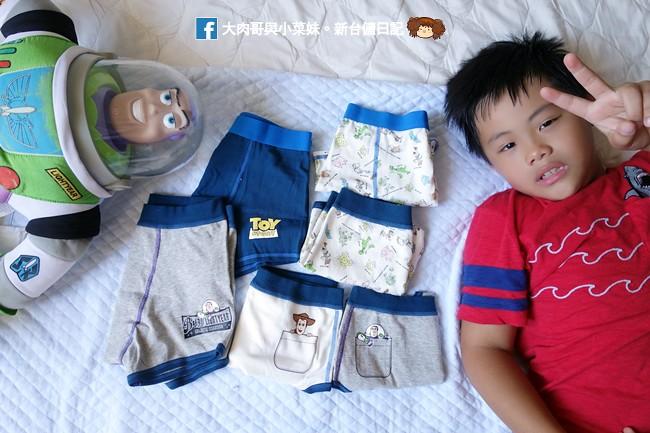 《AH兒童內褲推薦》Anden Hud 玩具總動員TOY STORY兒童內褲~棉質透氣款式多,替孩子挑選親膚的MIT舒適