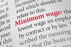 最低工資8
