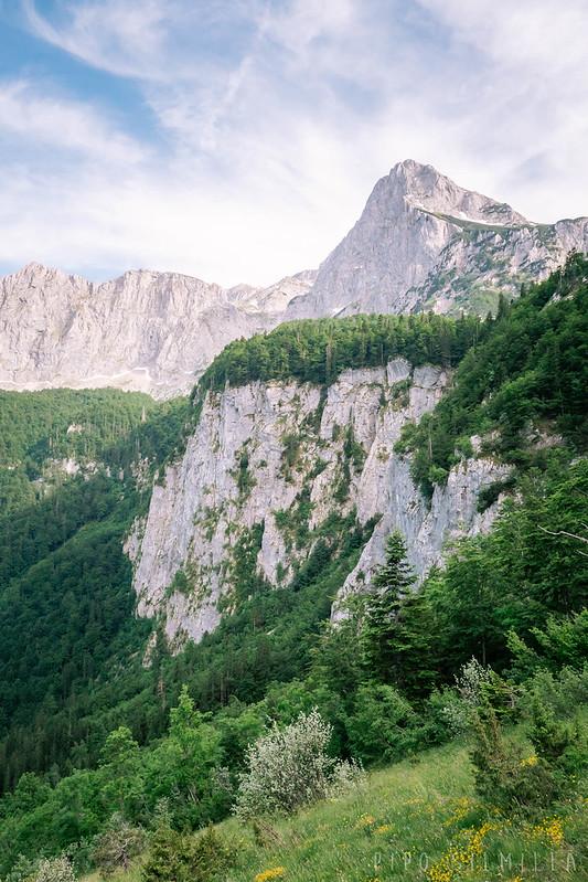 Via Dinarica day 2 & 3: Trnovacko lake & Piva valley