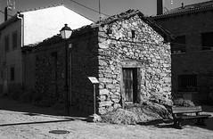 La Acebeda, casa de La Piedra.
