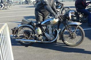 BSA M24 Gold Star 1938 500cc OHV