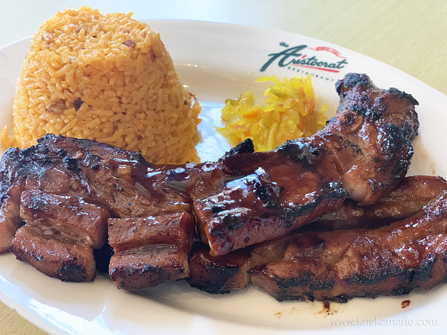 Pork Spareribs from Aristocrat