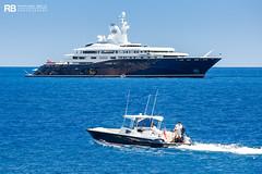 T/T Al Mirqab (Open) - 12m - Vikal & Al Mirqab - 133m - Kusch Yachts