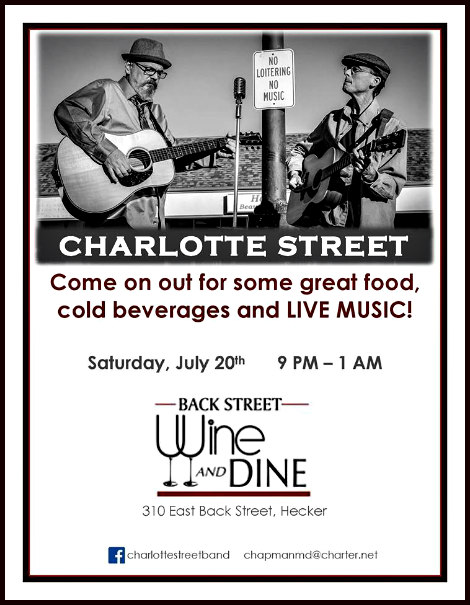 Charlotte Street 7-20-19
