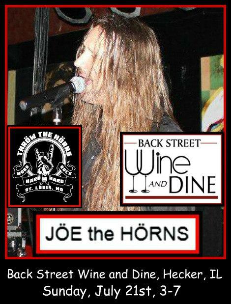 Joe The Horns 7-21-19
