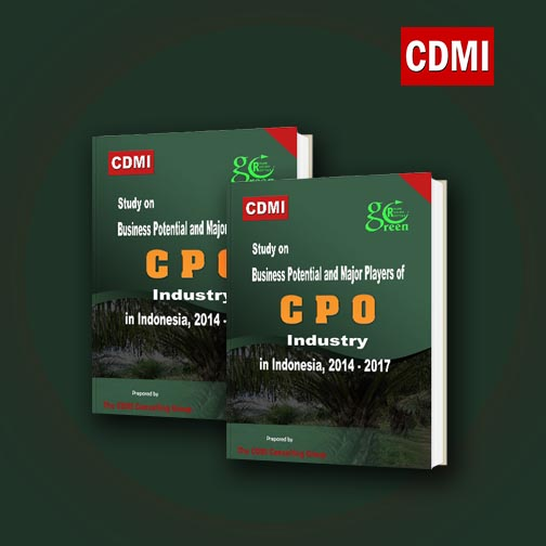 Study on Business Potential and Major Players of CPO Industry in Indonesia