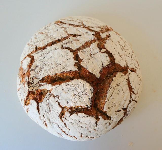 Brot im Vollmond