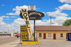 Motel Americana in Tucumcari NM 8.5.2019 1254