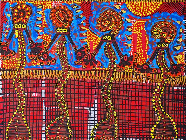 Mirit Ben-Nun arte contemporaneo obras en acrilico