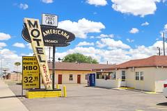 Motel Americana in Tucumcari NM 8.5.2019 1255