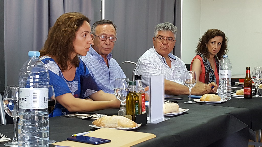 20190717 Comida Conversación Abierta Informe Cultura Local OCTUBRE CCC