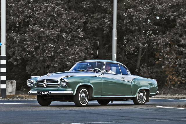 Borgward Isabella Coupé 1959 (8780)