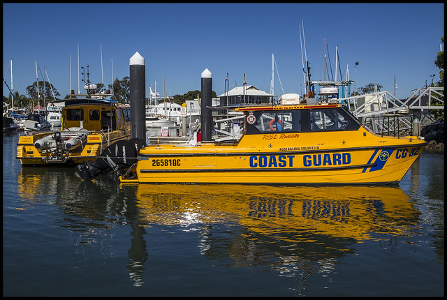 Redcliffe Coast Guard ready for rescue-1=