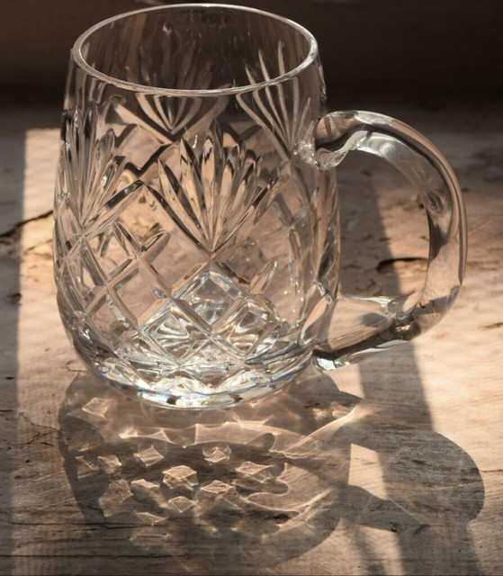 The unbelievable magic of glass and sunshine