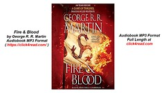 Fire & Blood by George R. R. Martin – Audiobooks , MP3
