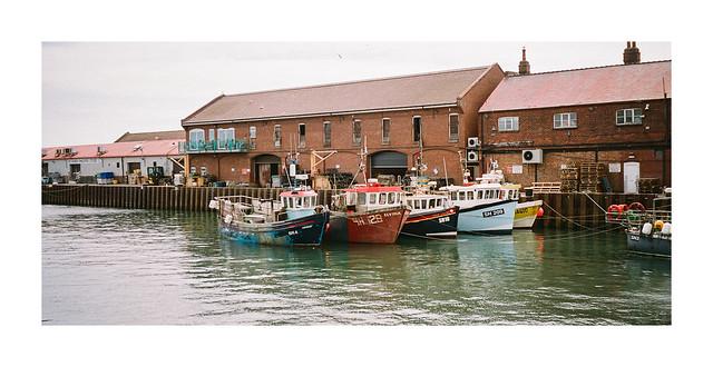 FILM - At harbour