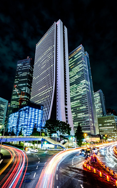 The Towers of Tokyo