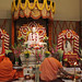 Guru Purnima was celebrated at the Ramakrishna Mission, New Delhi, on Tuesday, the 16th July 2019, by devotees with great fervour. Bhagavan Sri Ramakrishna is regarded as both the Lord and Guru in one, and therefore addressed as 'Thakur' and 'Guru Maharaj' by all devotees of Ramakrishna Maths and Missions.