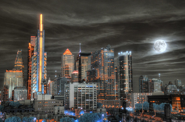 Philly City View 1 (IR)